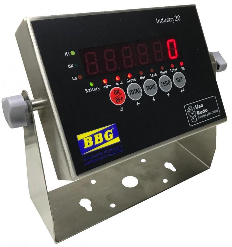 Indicador industrial INDUSTRY-20-SS INOX