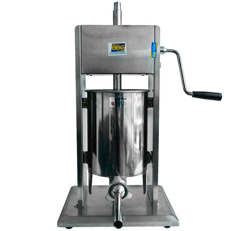 Embutidora manual BBG TVR-10 / TVR-15