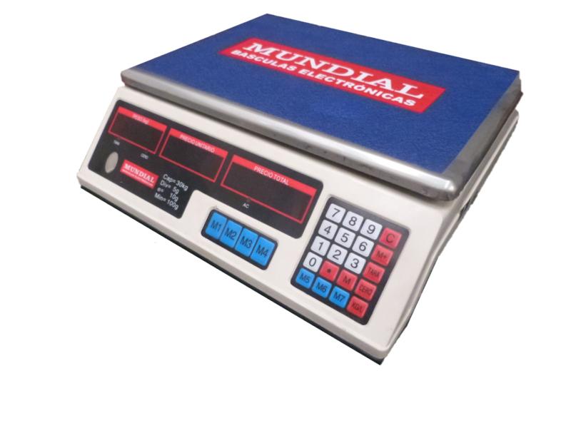 Balanza Liquidadora LM-30 (económica)
